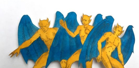 Vanni Cuoghi – Carta, Demoni e Dame