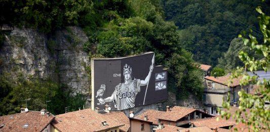 WALL IN ART. Muri d'arte nella Valle dei Segni
