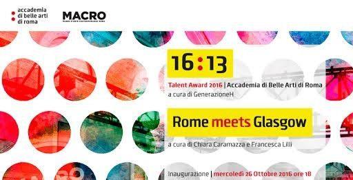 16:13 / Rome meets Glasgow