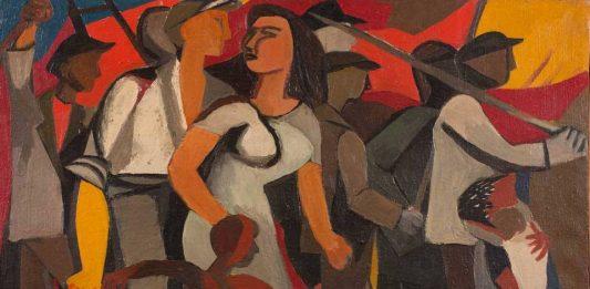 Da Guttuso a Vedova a Schifano. Il filo della pittura in Italia nel secondo Novecento
