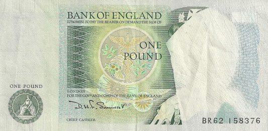 Flavio Favelli – One Pound