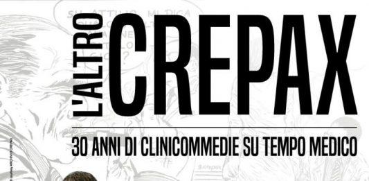 L'altro Crepax. 30 anni di Clinicommedie su Tempo Medico