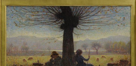 La pittura divisa: Da Giuseppe Pellizza da Volpedo a Carlo Carrà