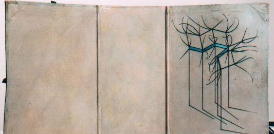 Pagine per Montale. Interpretazione pittorica di Paolo Gobbi