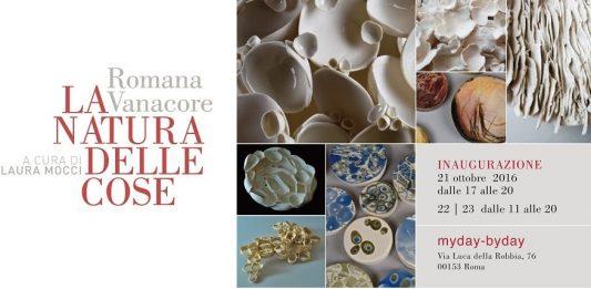 Romana Vanacore – La Natura delle Cose