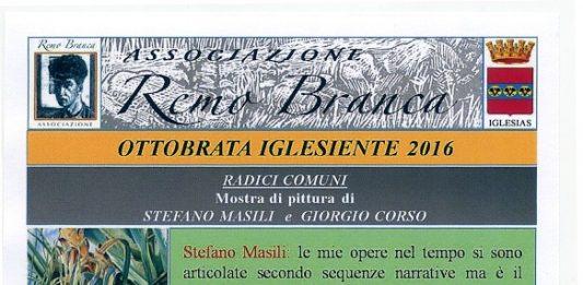 Stefano Masili / Giorgio Corso – Radici Comuni
