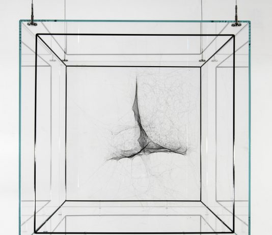 Tomás Saraceno – Dark Cosmic Web