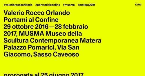 Valerio Rocco Orlando – Portami al confine