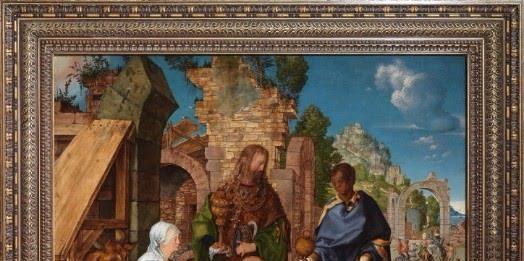 Albrecht Dürer – L'Adorazione dei Magi