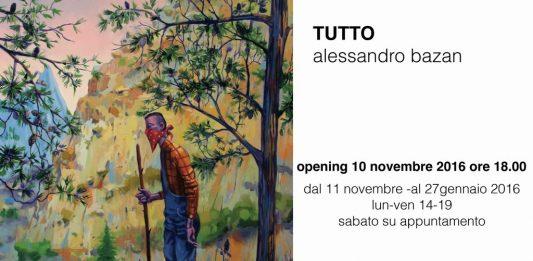 Alessandro Bazan – Tutto