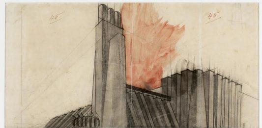 Antonio Sant'Elia (1888-1916) – Il futuro delle città