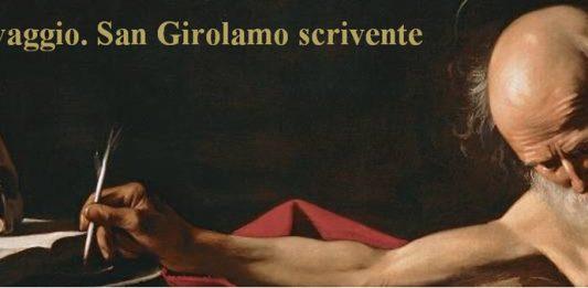 Caravaggio – San Girolamo scrivente