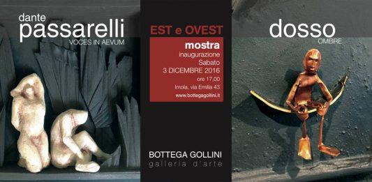 Est e Ovest:  Dante Passarelli – Voces in aevum / Dosso – Ombre