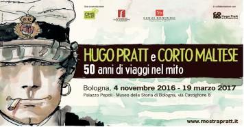 Hugo Pratt e Corto Maltese. 50 anni di viaggi nel mito
