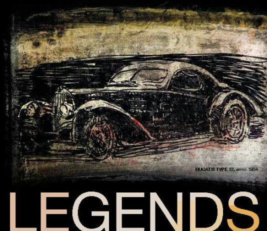 K.P. Frank – Legends. Auto d'epoca