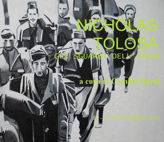 Nicholas Tolosa – Gli sguardi dell'anima