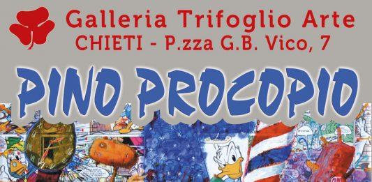 Pino Procopio – Racconti a pastelli