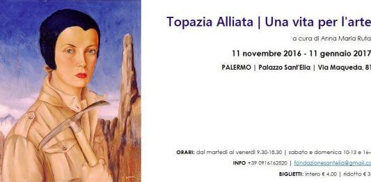 Topazia Alliata – Una vita per l'arte