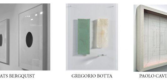 INContemporanea #1: Mats Bergquist / Gregorio Botta / Paolo Cavinato