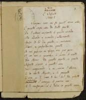 L'infinito. Gli autografi di Giacomo Leopardi da Visso a Bologna