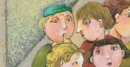 Letizia Galli – Storie di Bambini