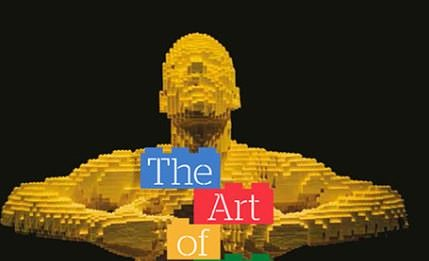 Nathan Sawaya – The Art of the Brick