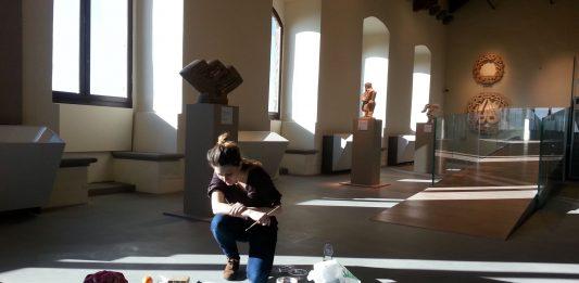 Pretorio Studio: Atelier d'artista con Paola Angelini