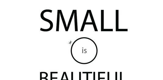 Small is beautiful. Mostra d'arte di piccolo formato