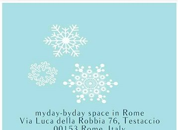 White Christmas in Rome