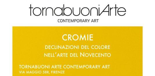 Cromie. Declinazioni del colore nell'arte del Novecento