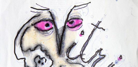 Gillo Dorfles – Vitriol. Disegni di Gillo Dorfles, 2016