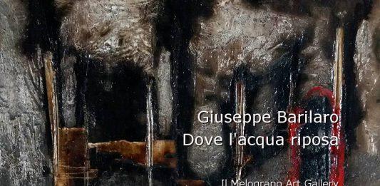 Giuseppe Barilaro – Dove l'acqua riposa