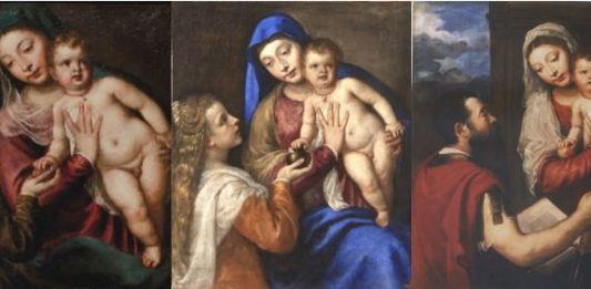 La Madonna Barbarigo di Tiziano