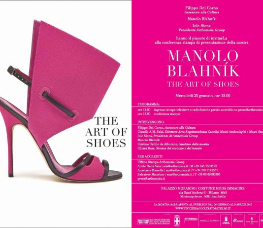 Manolo Blahnik – The Art of Shoes