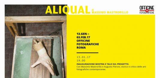 Massimo Mastrorillo – Aliqual
