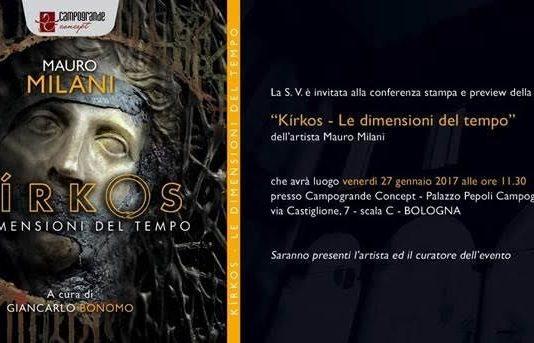 Mauro Milani – Kirkos. Le dimensioni del tempo