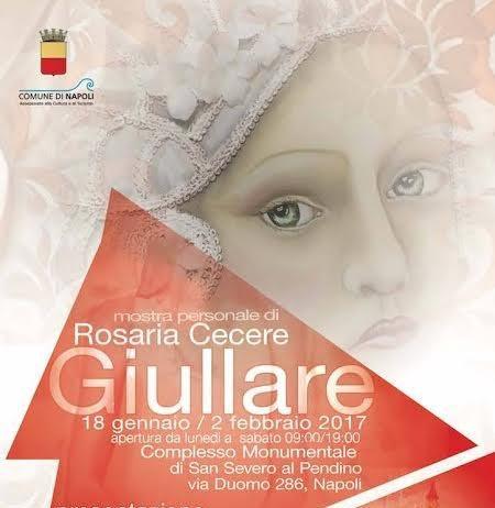 Rosaria Cecere – Giullare