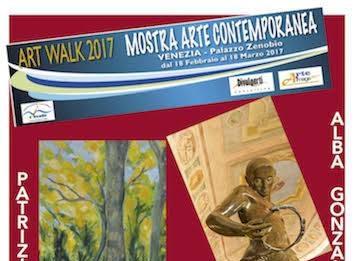 Alba Gonzales / Patrizia Canola – Art Walkk 2017