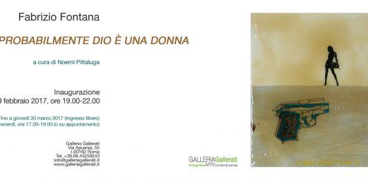Fabrizio Fontana – Probabilmente Dio è una donna