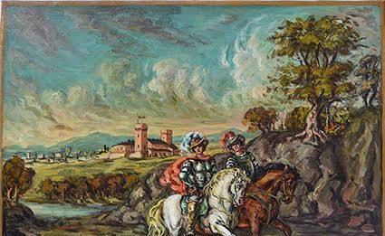 Giorgio de Chirico – Apollineo e dionisiaco