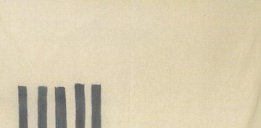 Giorgio Griffa – Opere anni '60 -'70