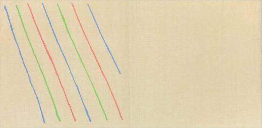 Giorgio Griffa – Paintings 1970-2017