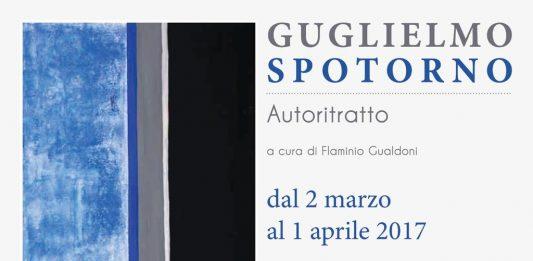 Guglielmo Spotorno – Autoritratto