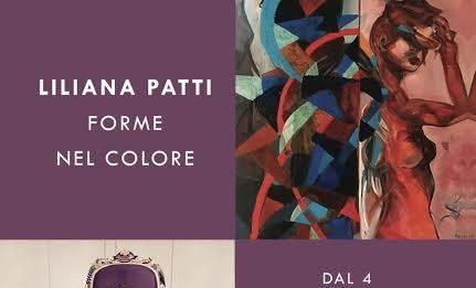 Liliana Patti – Forme nel Colore