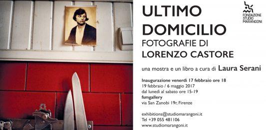 Lorenzo Castore – Ultimo domicilio