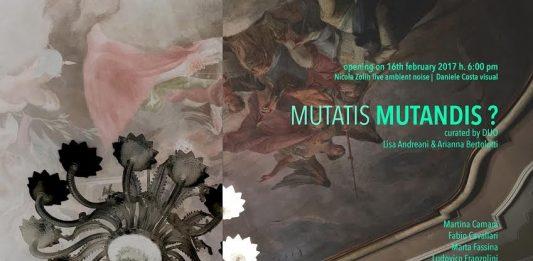 Mutatis Mutandis?