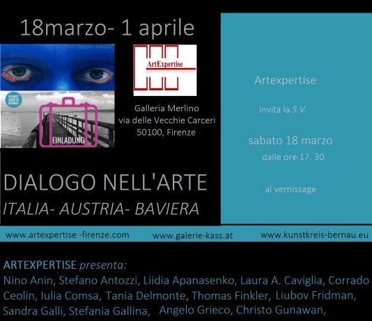 Dialogo nell'arte: Italia- Austria- Baviera
