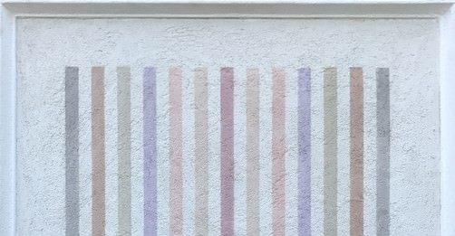 Elio Marchegiani – Il peso del colore, le grammature degli anni '70