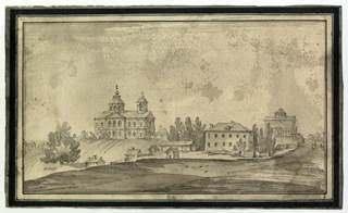 Giacomo Quarenghi (1744-1817) Nelle raccolte grafiche degli architetti ticinesi