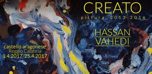 Hassan Vahedi – Creato
